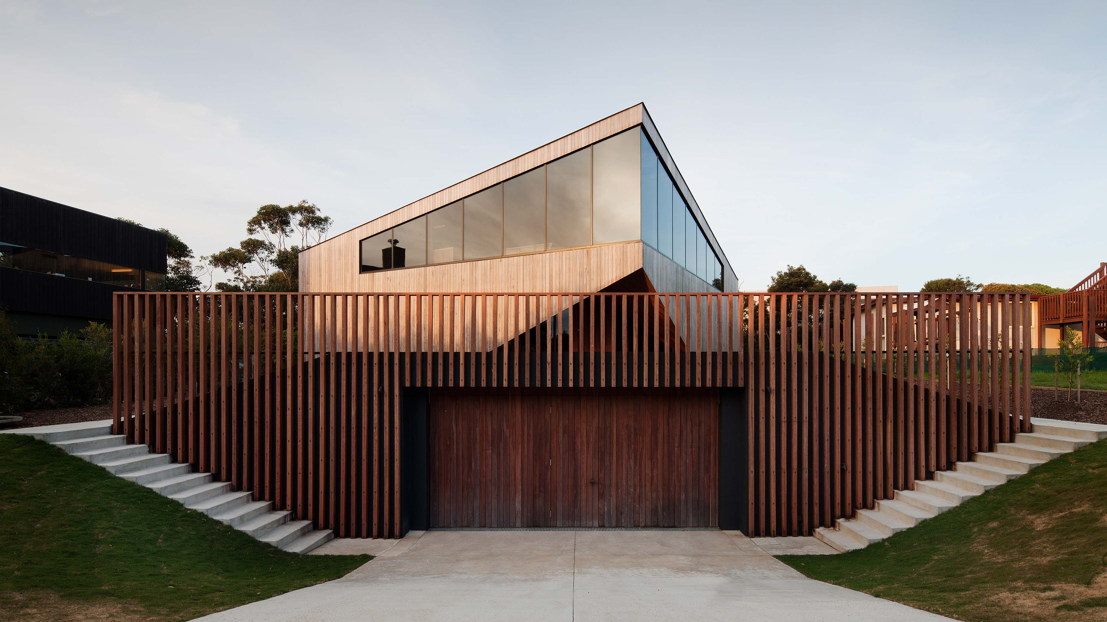 award winning residential project byrne architects