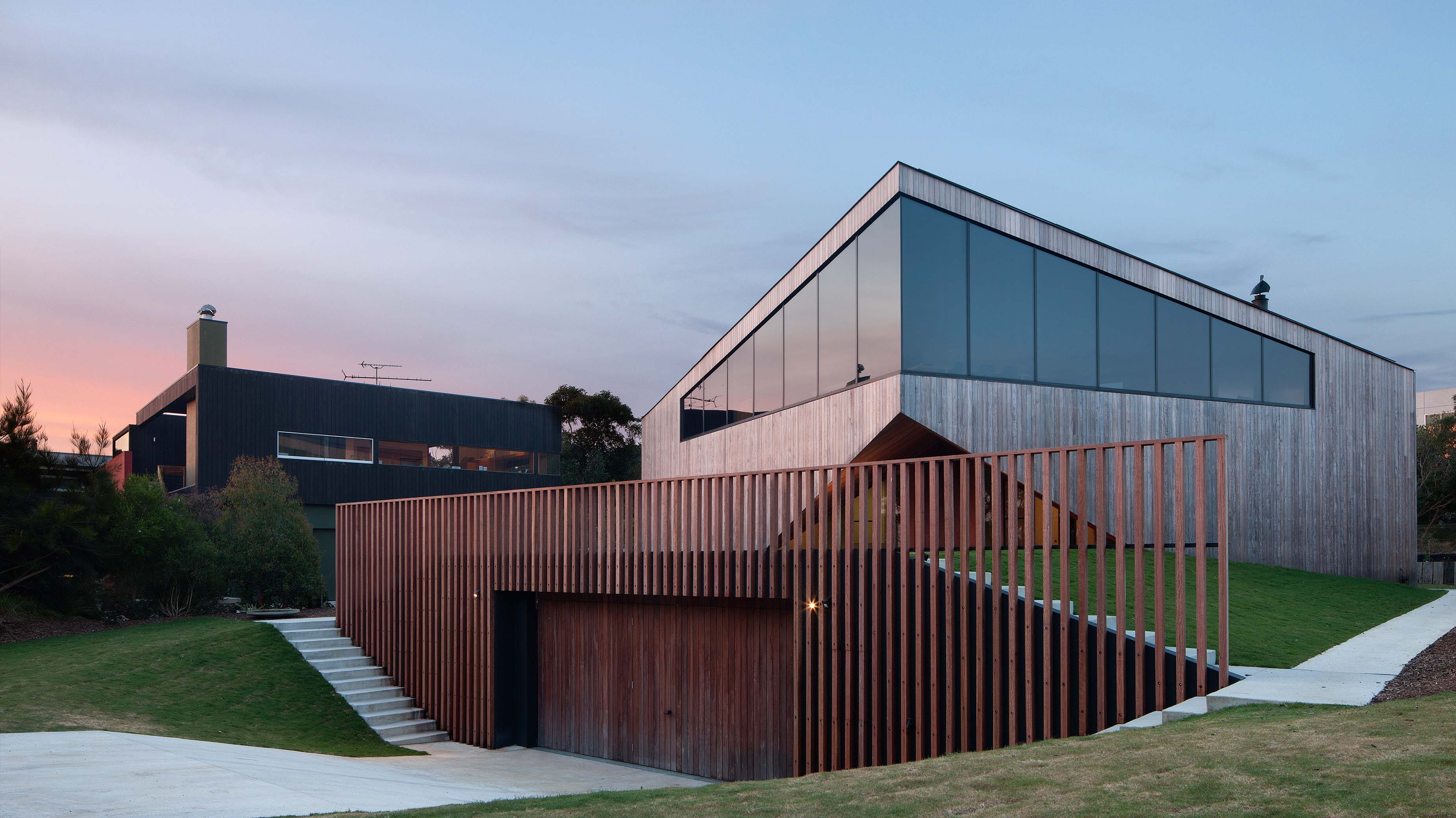 award winning residential house project byrne architects